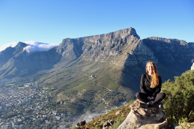 lions head 3 days in Cape Town travel itinerary