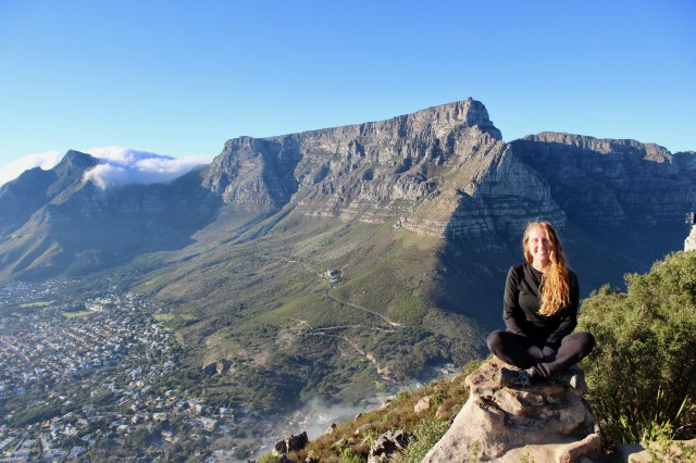 lions head table mountain