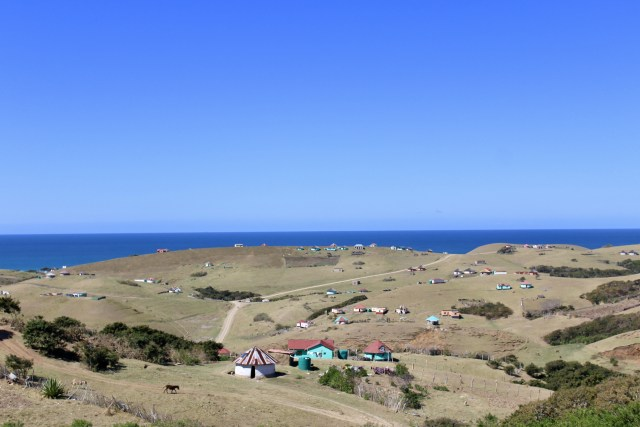 the wild coast of south africa transkei