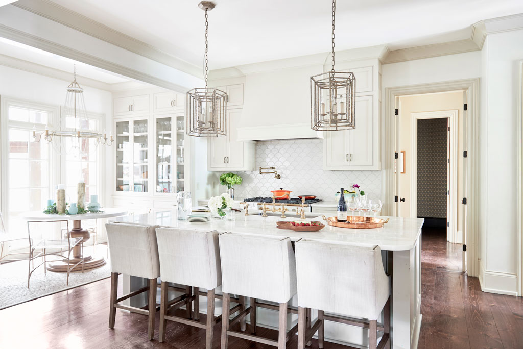 How To Choose The Right Bar Stool Height For Kitchen Island