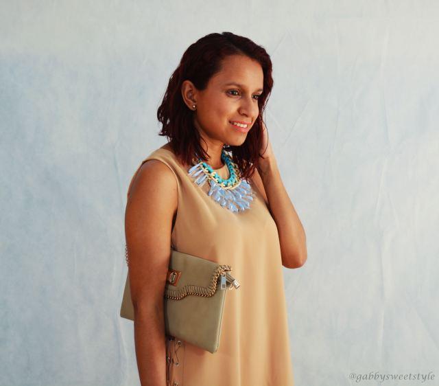 Vestido camel4