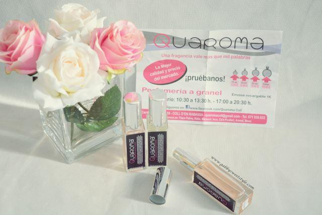 Perfumes Quaroma