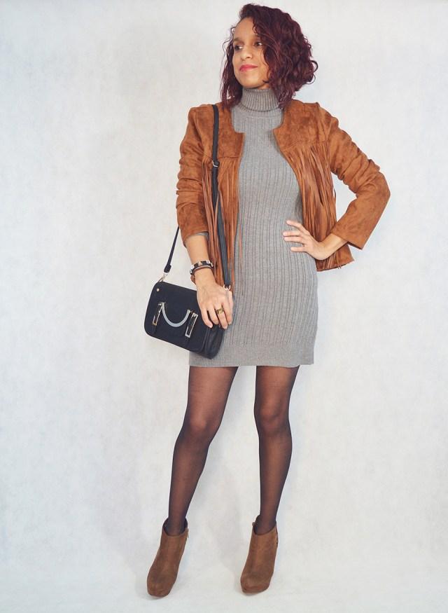 Look con vestido de punto2