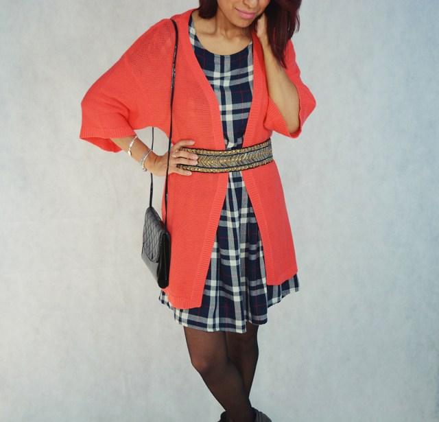 Vestido de cuadros 6