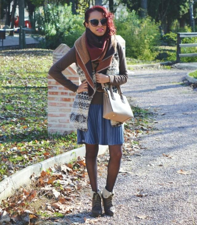 look-con-falda-de-terciopelo-1