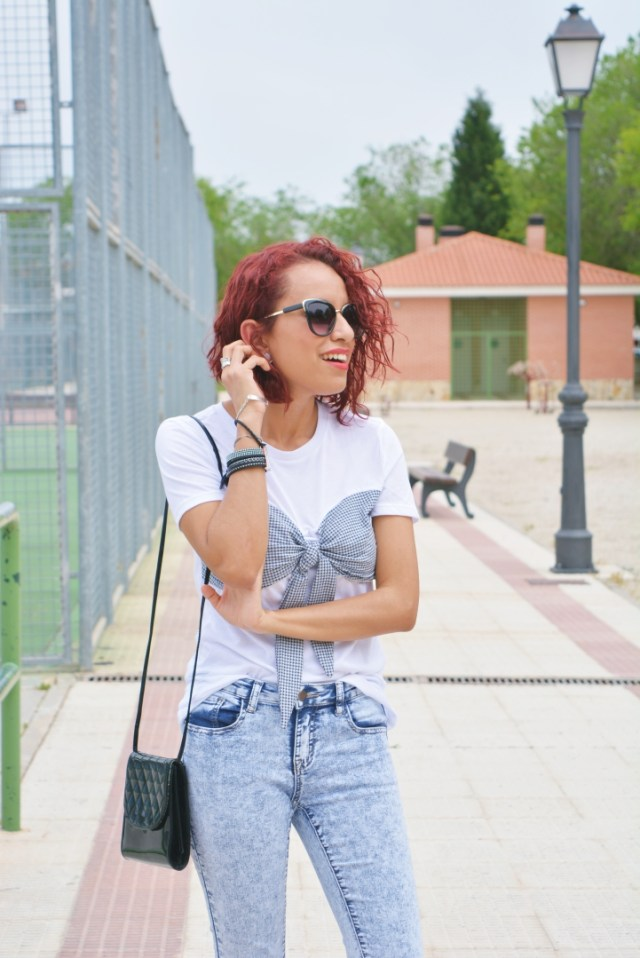 Blogger de moda Gabbysweetstyle