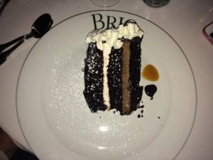 more tuxedo cake, please!