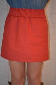 skirt: j. crew wool mini skirt