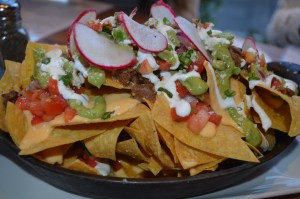how many plates of nachos have we ordered recently? that's nacho business