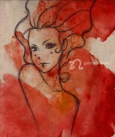 """The Unwilling Flame"", Digital, 2010"