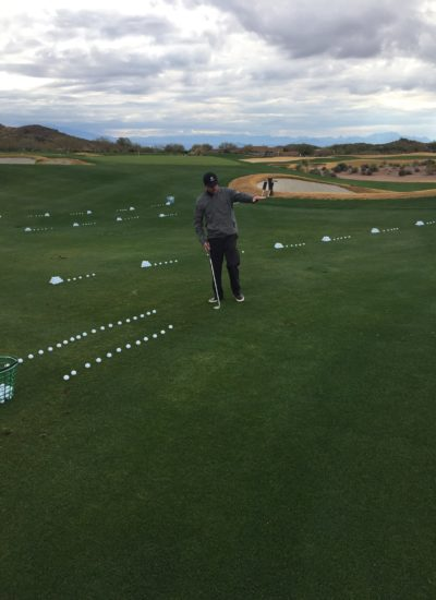 Gabe Golf Clinics 6