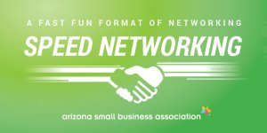 Speed Networking Event Banner