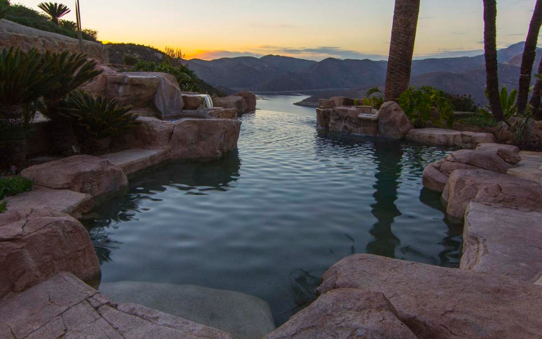 Featured as one of 12 homes with multimillion dollar infinity pools!