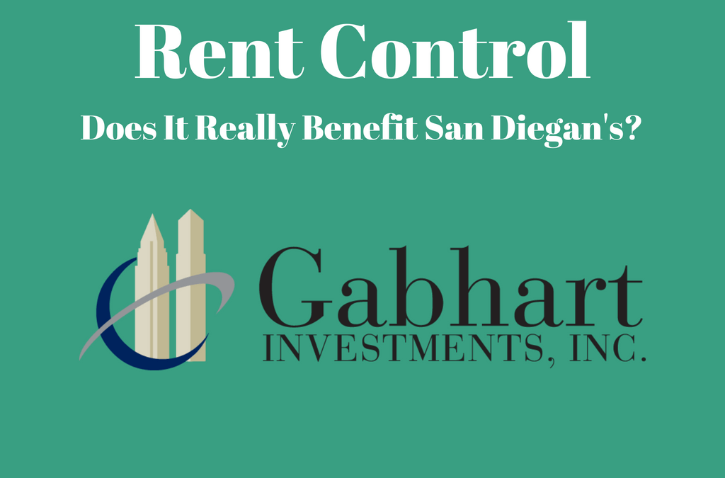 San Diego Rent Control