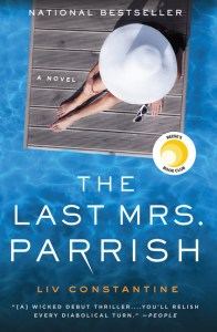 Last Mrs. Parrish PB Cover Art