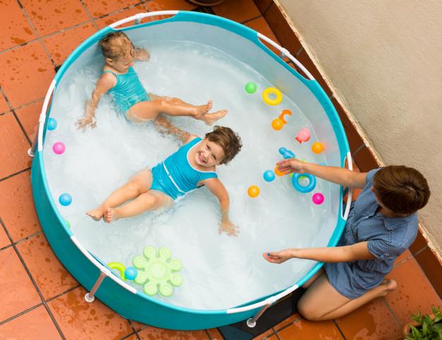 humedades por piscinas en terraza.Perito judicial