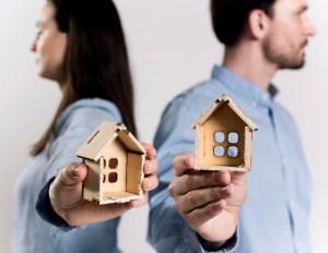 tasación divorcios viviendas muebles enseres personales