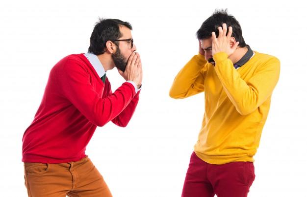 discusion entre hermanos por herencia