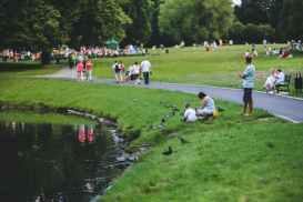 Tasación de vivienda cercanas a un parque