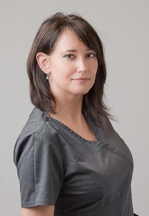 Aldona Rompczyk - menadżer gabinetu, pielęgniarka
