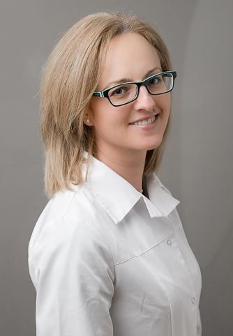 Magdalena Foltyn-Owsiany - lekarz stomatolog