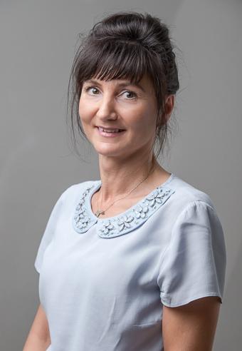 Gabrysia Bagińska - Przedstawiciel Zarządu, menadżer gabinetu, pielęgniarka