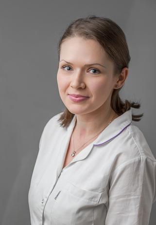 Hanna Holec - asystentka stomatologiczna