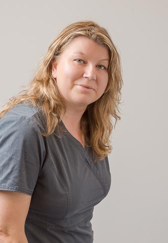 Justyna Galewska - asystentka stomatologiczna