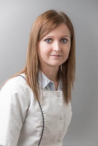 Katarzyna Malinowska - lekarz stomatolog
