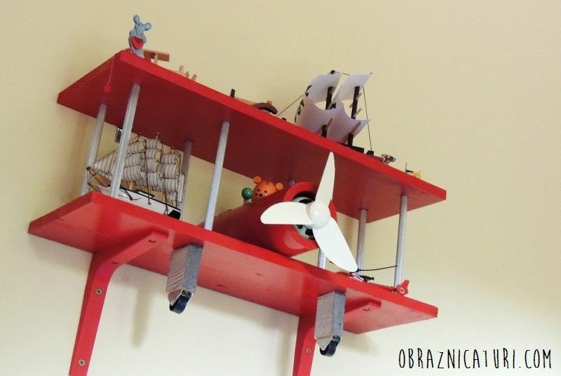 avion decolat