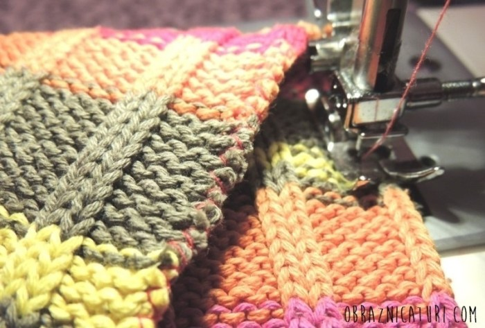 How to Turn Old Knits and Yarns into Cozy Pillow Covers - Obraznicaturi.com