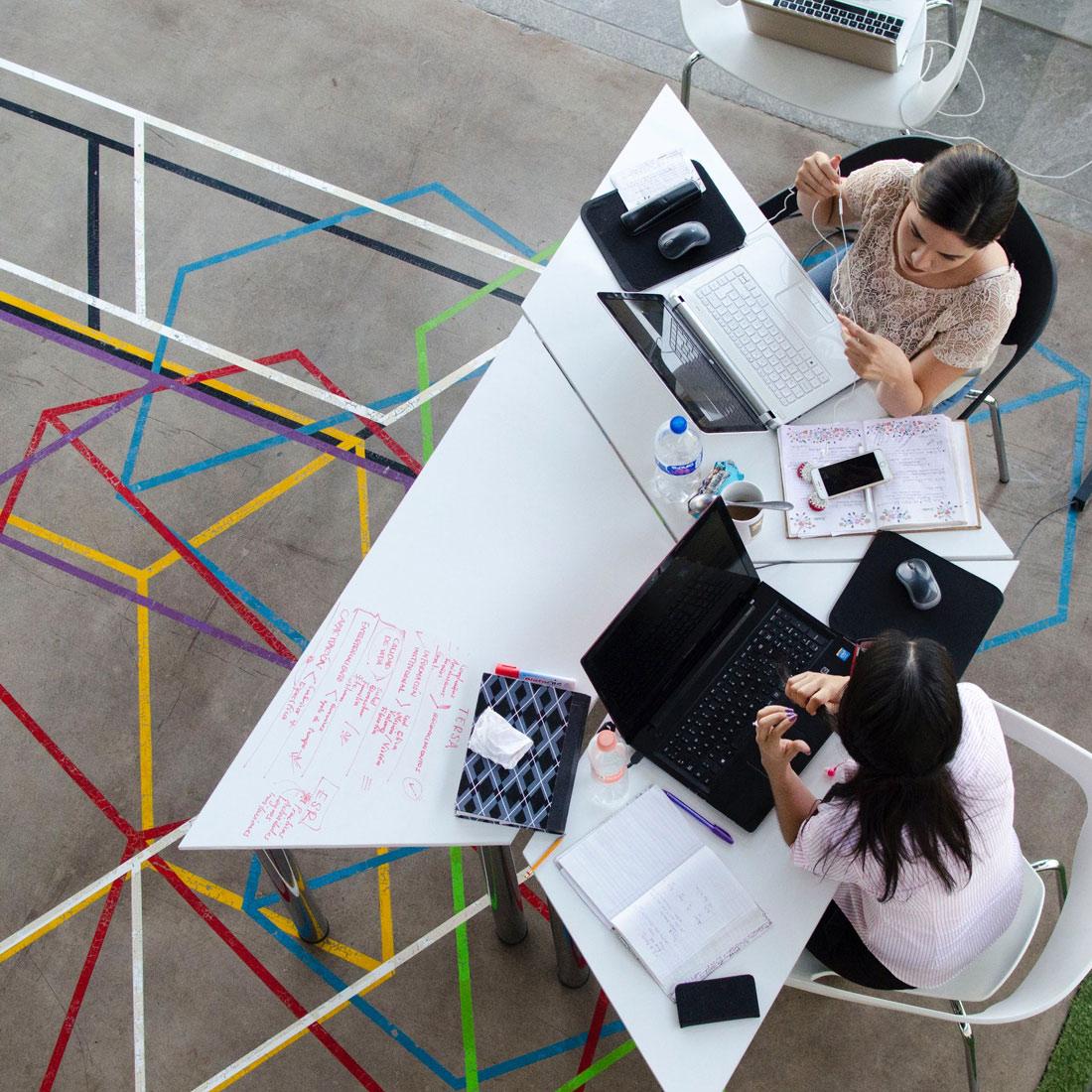 Diseños de oficina saludables