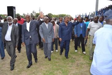 Eyeghe Ndong annonce un meeting monstre à Libreville le 20 décembre