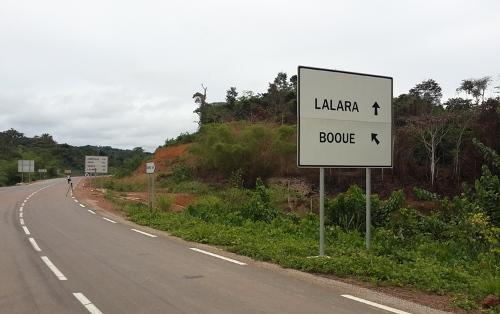 Ali Bongo a bitumé 634 km de routes en 5 ans
