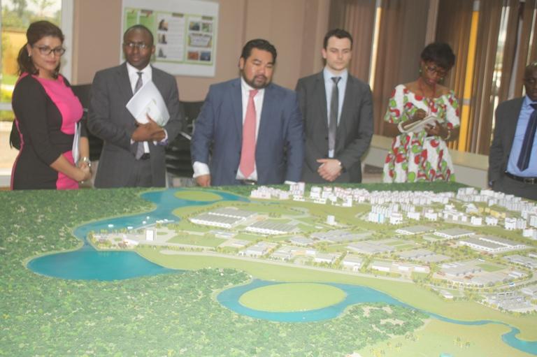 L'ONUDI disposée à promouvoir le développement industriel de la zone de Nkok