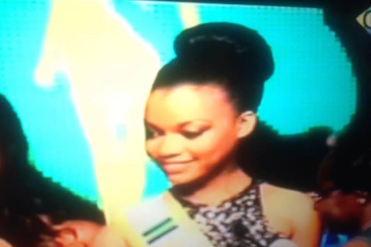 Reine Ngotala élue Miss Gabon 2015