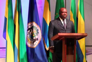 Ali Bongo chez Sassou Nguesso pour les jeux africains