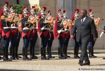 Ali Bongo et Hollande ont parlé des sujets qui fâchent