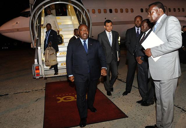 Ali Bongo à Franceville pour consulter les sages