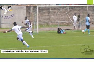 Le CF Mounana écrabouille Olympique Mandji (7-1), Pélican leader du championnat