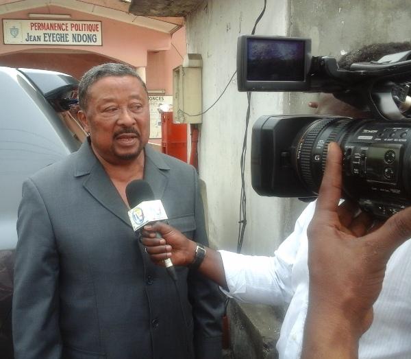 Jean Ping ne boude pas son plaisir d'avoir été désigné candidat du Front