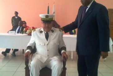 Le nouveau gouverneur du Haut Ogooué prend le pouvoir