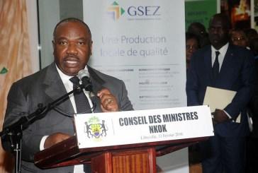 Repères économiques du Gabon de 2009 à 2015 (Ali Bongo)