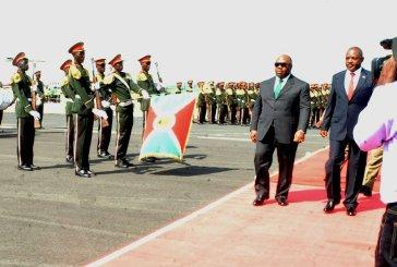 Pierre Nkurunziza a offert son hospitalité à Ali Bongo