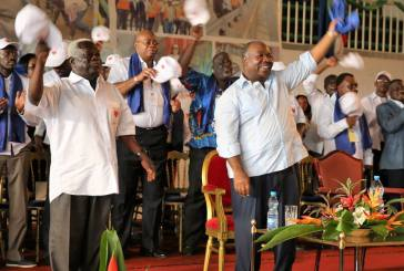 Le CLR adoube naturellement Ali Bongo Ondimba