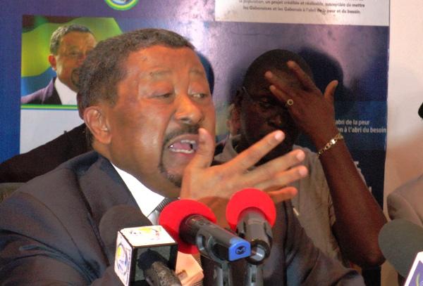 Jean Ping menacé de poursuite judiciaire pour avoir traité les gabonais de cafards à débarrasser du pays