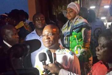 Je ne suis pas opposant (Faustin Boukoubi)