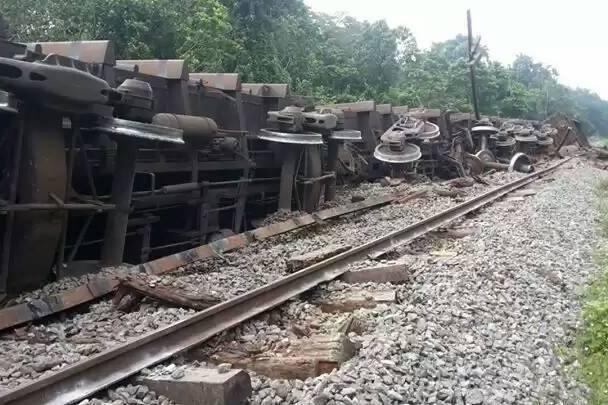 Deux trains déraillent au même endroit sur le Transgabonais sans tuer personne