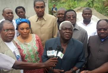 Assélé et les leaders de la majorité boudent l'équipe de campagne d'Ali Bongo