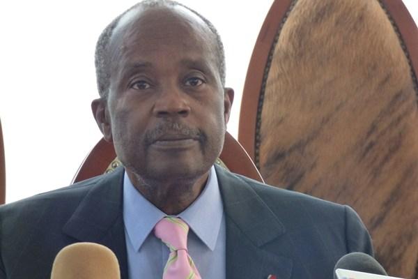 Madame Mborantsuo a pris position pour Ali Bongo (Casimir Oyé Mba)
